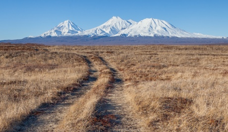 Self trip to Kamchatka